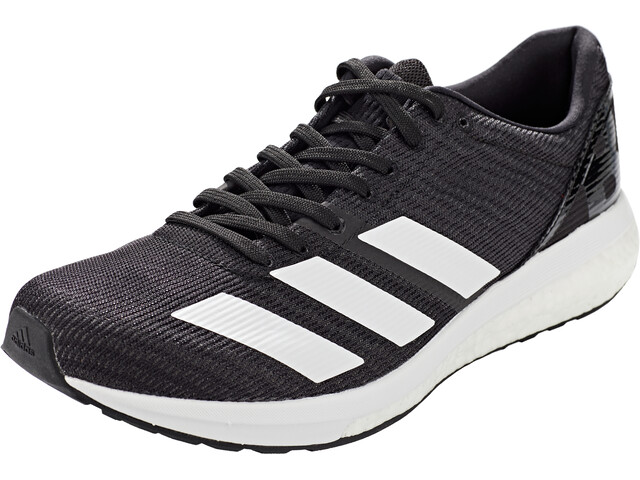 adidas Adizero Boston 8 Low-Cut Shoes Men core black/footwear white/grey six